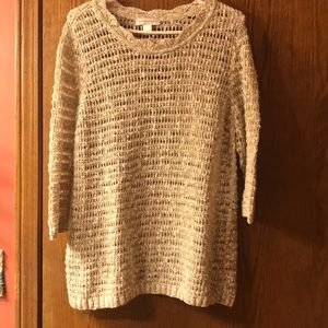 Christopher & Banks Knit Sweater